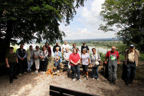 Ausfahrt zur Salzachmündung/Innspitz 2020