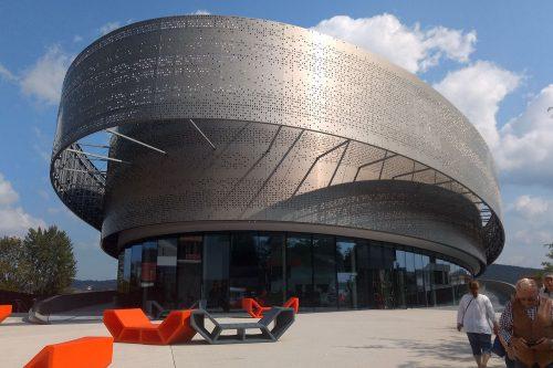 Ausfahrt zur KTM Motohall 2020
